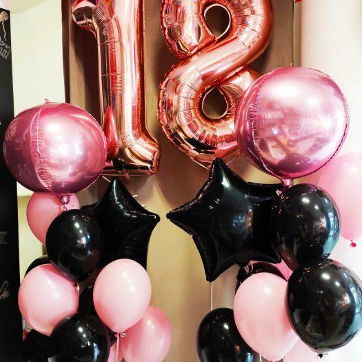 balony z helem kielce dekoracje balonowe prezent balonowy 10