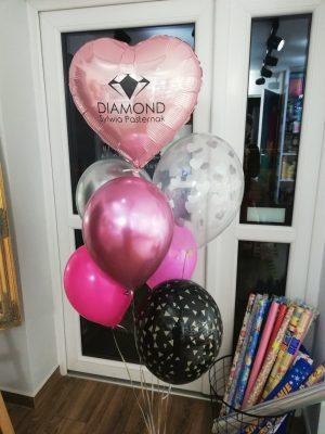 balony z helem kielce dekoracje balonowe prezent balonowy 386