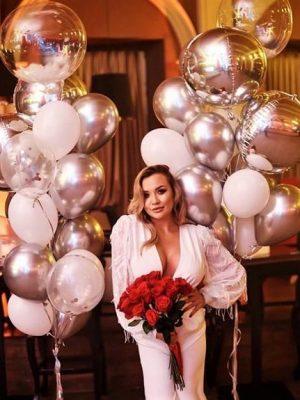 balony z helem kielce dekoracje balonowe prezent balonowy 63