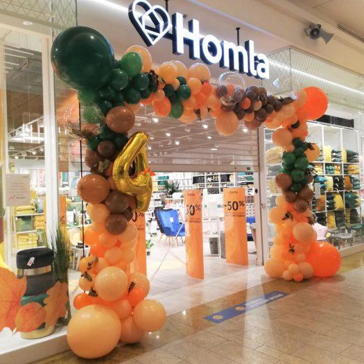 dekoracje balonowe balony z helem kielce 176.