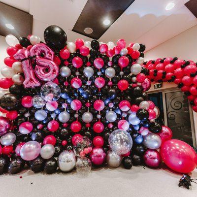 dekoracje balonowe balony z helem kielce 18